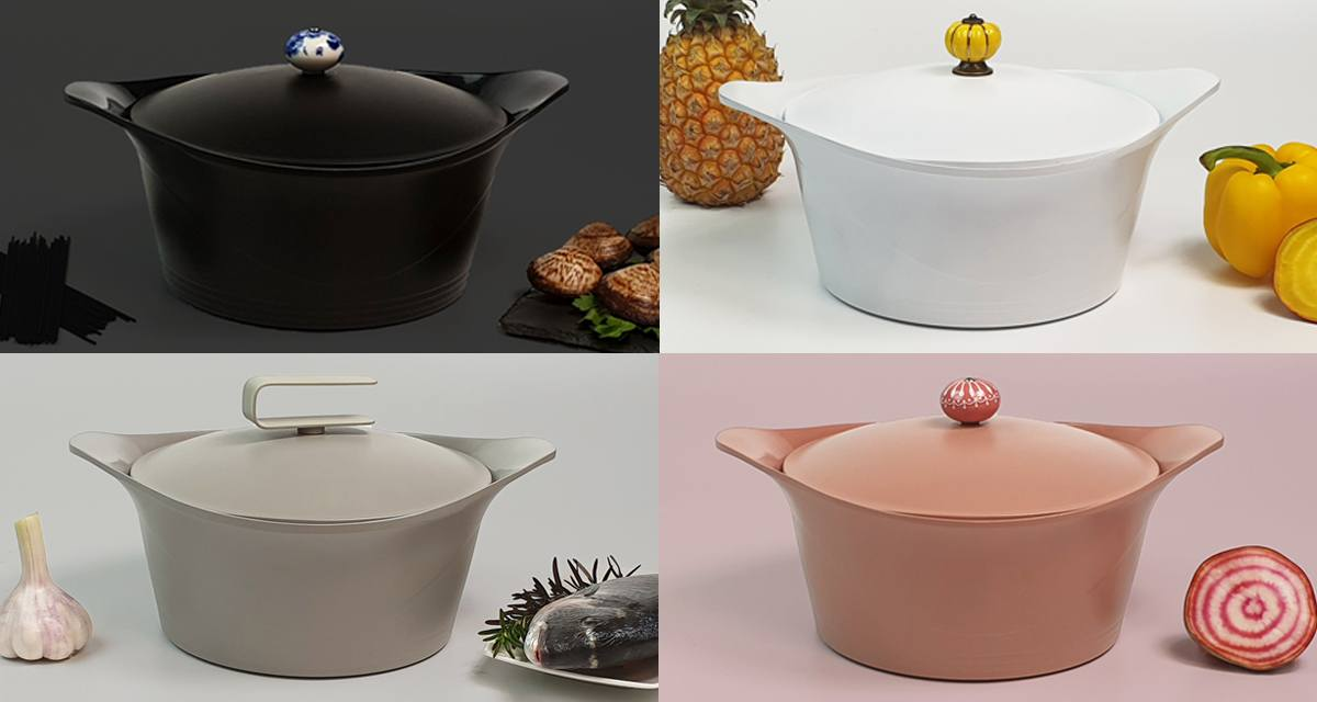 Cocotte personnalisable induction cookut